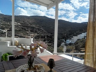 Traditional Cycladic house in an authentic village - Panormos vacation rentals