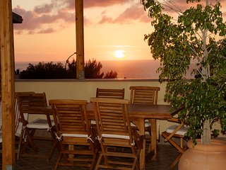 Stella del Mare - Two-Bedroom Ap. with Sea view - Tropea vacation rentals