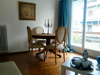 Romantic Condo with Internet Access and A/C - Filothei vacation rentals