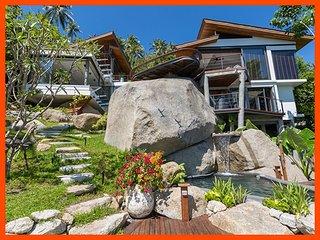 Bright Villa with Internet Access and A/C - Laem Set vacation rentals