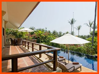 Villa 51 - Walk to beach swim play drink eat sleep walk to villa jump in pool - Surat Thani vacation rentals