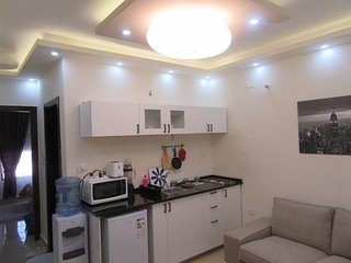 lovely & cozy 2 rooms studio with double bed - Amman vacation rentals
