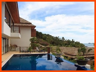 Villa 137 - Fantastic sea views with continental breakfast included - Bophut vacation rentals