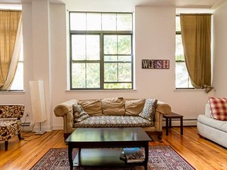 Classic Three bedroom 120th Street for 8 persons - New York City vacation rentals