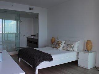 Huge Apt. in front of the Ocean 2 bed/2bath wifi - Coconut Grove vacation rentals