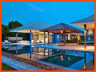 Villa 192 - Beach front luxury continental breakfast included - Plai Laem vacation rentals