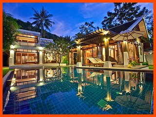 Villa 127 - Quiet sandy beach suitable for younger families - Mae Nam vacation rentals