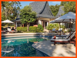 Villa 123 - Close to Chaweng continental breakfast included - Choeng Mon vacation rentals