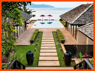 Villa 102 - Beach front luxury with Thai chef service - Taling Ngam vacation rentals