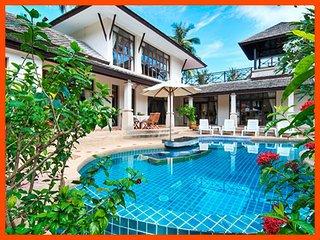 Villa 110 - Next to Bang Por beach - Mae Nam vacation rentals