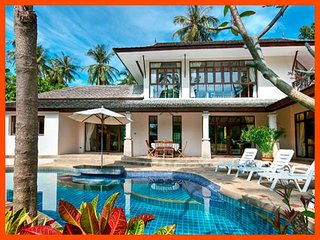 Villa 111 - Next to Bang Por beach - Mae Nam vacation rentals