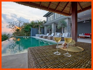 Villa 165 - Fantastic sea views with continental breakfast included - Chaweng vacation rentals