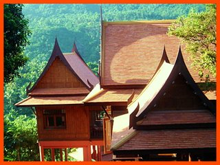 Villa 11 - Authentic Thai wooden house - Mae Nam vacation rentals
