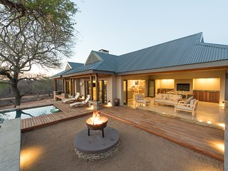 Nkanyi House- on wildlife estate near Kruger Park - Hoedspruit vacation rentals
