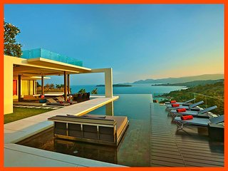 Villa 75 - Unique and stylish with Thai chef service - Choeng Mon vacation rentals