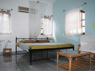 Firangipani Home, Green room, Candolim - Candolim vacation rentals
