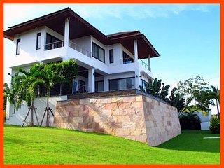 Villa 59 - Infinity edge pool and fantastic sea views - Choeng Mon vacation rentals