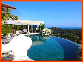 Villa 79 - Fantastic sea views with continental breakfast included - Choeng Mon vacation rentals