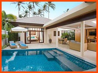 VILLA 88 - GREAT VALUE FOR 2 COUPLES - Plai Laem vacation rentals