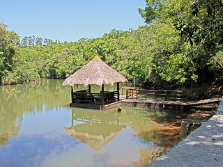 Nice Cottage with Deck and Television - Campinas vacation rentals