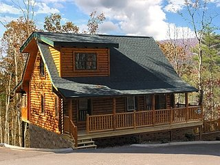 2 bedroom Cabin with Internet Access in Pigeon Forge - Pigeon Forge vacation rentals