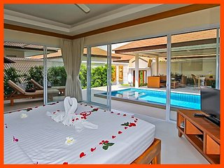 Villa 86 - Perfect honeymoon villa with private pool - Plai Laem vacation rentals
