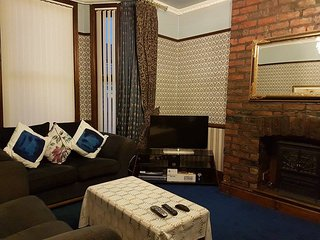 Lovely run of House in the Heart of Liverpool - Liverpool vacation rentals