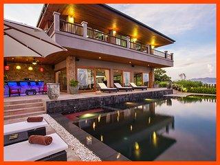 Villa 22 - Fantastic sea views continental breakfast included - Choeng Mon vacation rentals