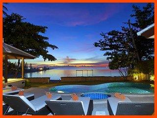 Villa 15 - Great value beach front villa with private pool - Plai Laem vacation rentals