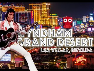 Wyndham Grand Desert Resort ツ 1BR Condo Sleeps 4! - Las Vegas vacation rentals