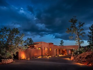 Sun Cliff - Luxury Resort for Two - Exceptional Property - Best Views - Sedona vacation rentals