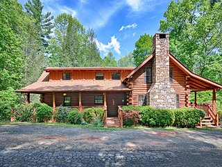 Creek Song - Rumbling Bald Resort - Lake Lure vacation rentals
