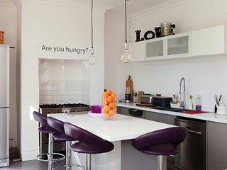 Spacious contemporary Victorian house - Bristol vacation rentals