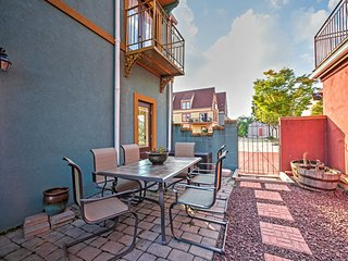 NEW! Historic 'On the Lam' 3BR Reinholds Townhome - Reinholds vacation rentals