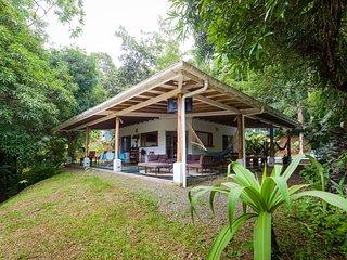 Rain forest surrounding Cedro Vacation Rental - Quepos vacation rentals