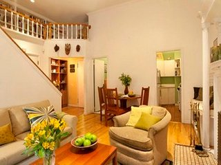 Beautiful Upper West Side One-Bedroom Apartment - New York City vacation rentals