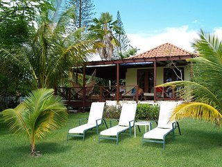 Comfortable House with Deck and A/C - Holetown vacation rentals