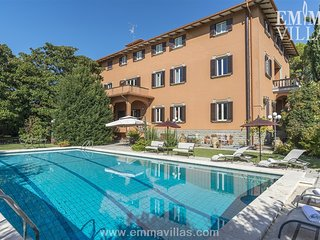 Spacious 8 bedroom Villa in Perugia with DVD Player - Perugia vacation rentals