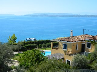 Private villa with private pool and sea view - Ermioni vacation rentals