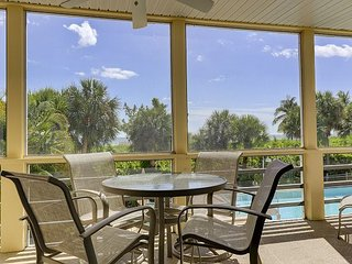 Surfside 12 #B1: Bright & Beautiful 3 Bedroom Gulf Front Steps to the Beach!! - Sanibel Island vacation rentals