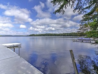 NEW! Rustic 2BR Land O'Lakes Waterfront Cabin! - Land O  Lakes vacation rentals