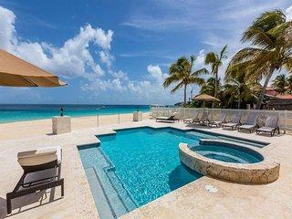 Four Bedroom Villa at Frangipani Beach Resort - Meads Bay vacation rentals