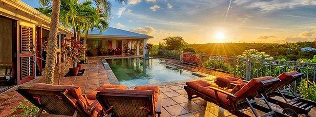 Villa Azur Reve 3 Bedroom SPECIAL OFFER - Image 1 - Terres Basses - rentals