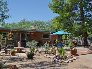 Pet Friendly 1 1/4 Acre Riparian Retreat - Tucson vacation rentals
