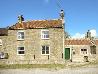 1 BROW COTTAGES, stone cottage, countryside views, woodburning stove, open fire, WiFi, Goathland, Ref 28133 - Goathland vacation rentals