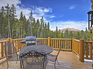 Large 6BR Alma Cabin w/Spectacular Rocky Mountain Views - Near Skiing, Hiking, River Rafting & More! - Alma vacation rentals