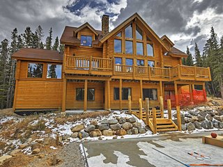 6BR Alma Cabin w/Spectacular Mtn. Views! - Alma vacation rentals