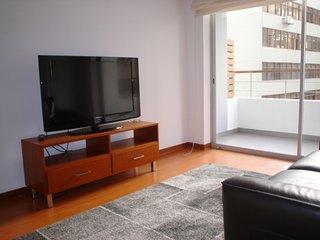 Departamento 2 dormitorios  edificio boulevard - Lima vacation rentals