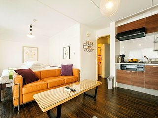 KM 2 Bedroom Apartment near JR Nagoya Station 40 - Nagoya vacation rentals