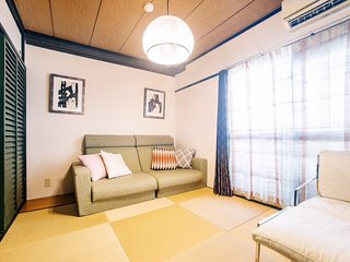 KM 2 Bedroom Apartment near JR Nagoya Station 40C - Nagoya vacation rentals
